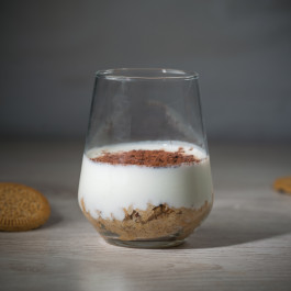 Biscuiti integrali  cu iaurt, branza si karob