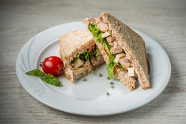 Sandwich Protein