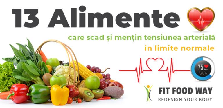 13 alimente care scad și mențin tensiunea arterială în limite normale