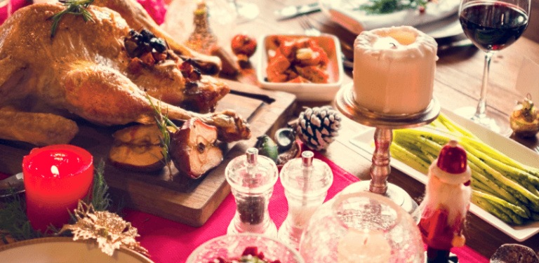 Ce să mănânci de sărbători ca să nu ai probleme de greutate
